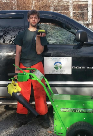 Exclusive Interview With George Carrette, Creator of Eco-Friendly Lawn Service