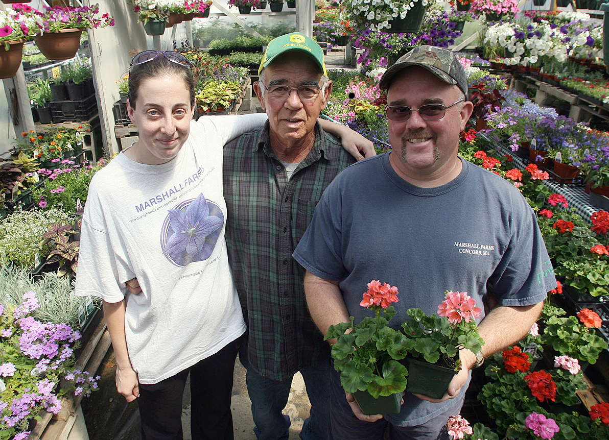 West Concord Farm Supports Three Generations